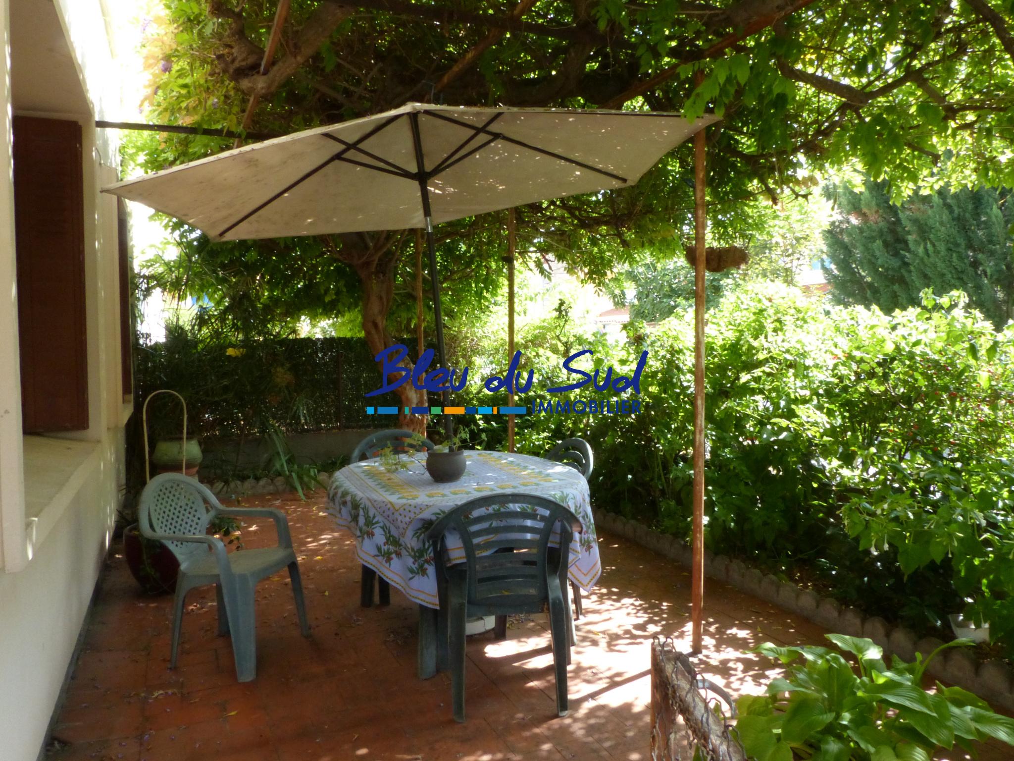 Vente Maison 3 Faces Avec Veranda Garage Et Jardin Arbore
